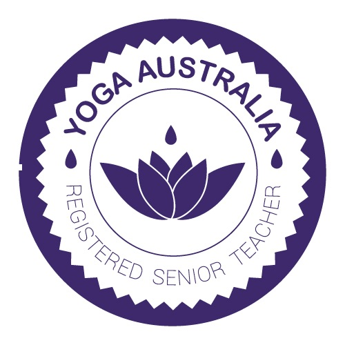 Yoga Australia Member Registered